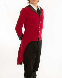 COT02 - Tailcoat 01 Tailcoat